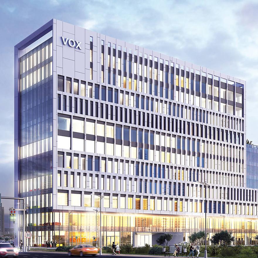 """Vox Technology Park - cea mai """"verde"""" clădire de birouri din România"""
