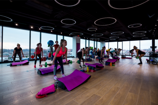 The newest fitness club in Timisoara, Nextfit, has opened its doors this weekend at Vox Technology Park (adevarul.ro)